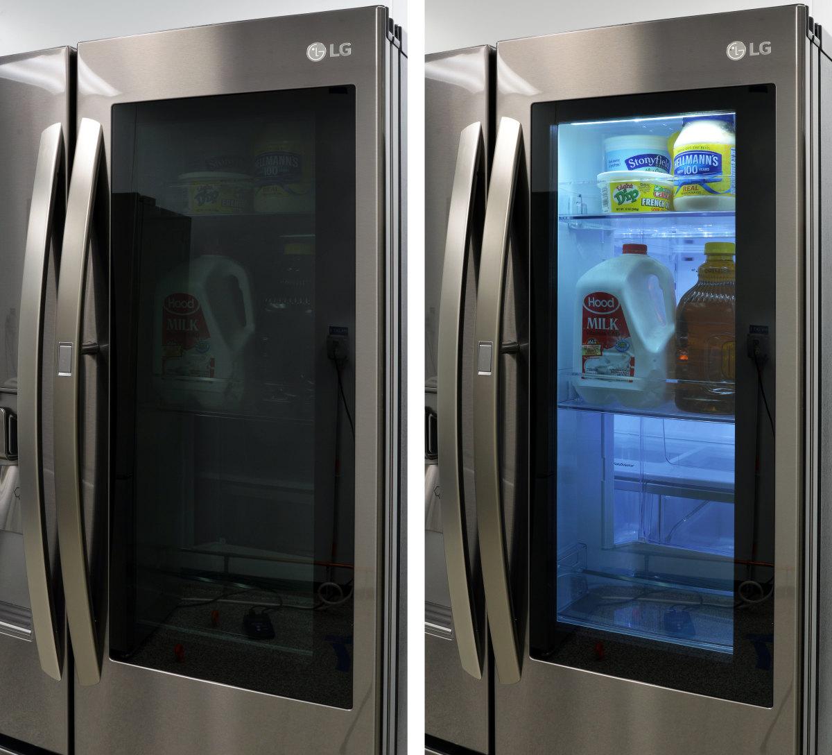 Refrigerador Inteligente De Lg Estar 225 Disponible Con