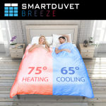 Edredón inteligente Smartduvet Breeze