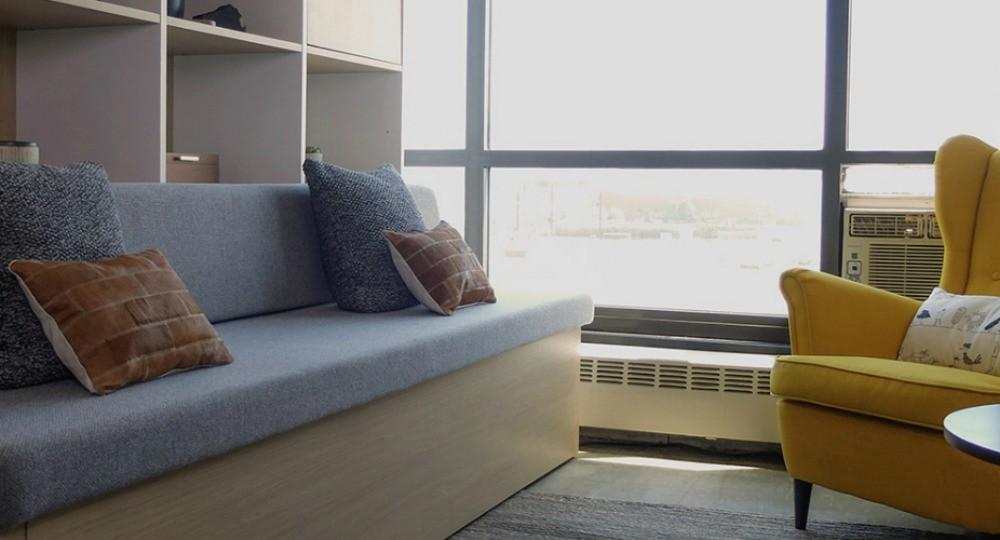 Muebles rob ticos para apartamentos domotizar for Muebles para apartamentos pequenos