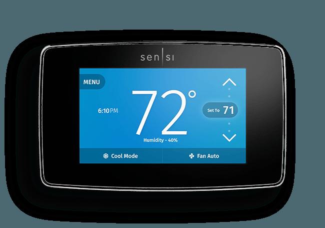 Emerson Sensi Touch: Un termostato inteligente con estilo ...