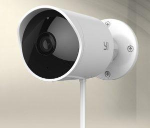 Yi Smart Outdoor Camera