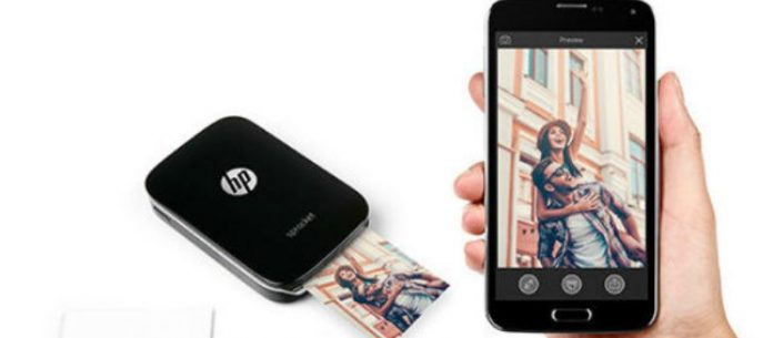 ce5bcb5c2b5 HP lanza un pack especial de la impresora portátil Sprocket