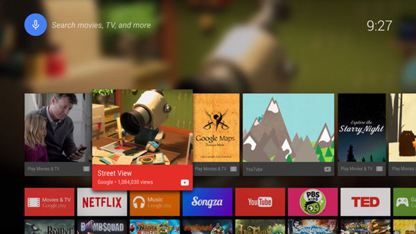 Google Chromecast y Android TV