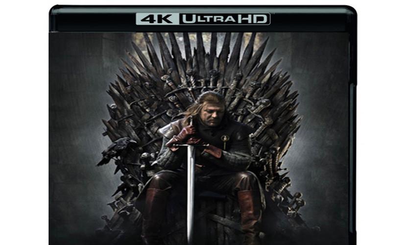 Blu-ray 4K Ultra HD