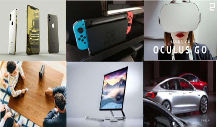 Los 10 mejores gadgets