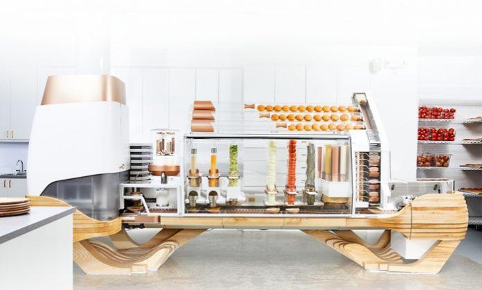 Creator, el robot que hace hamburguesas