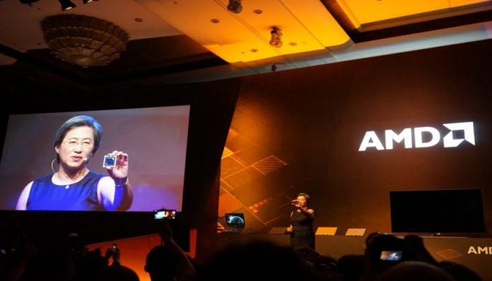 AMD presenta núcleo Radeon Vega a7 nm