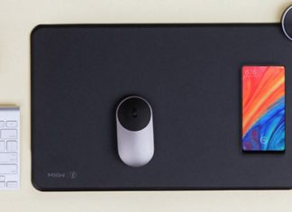 Xiaomi presenta Mi Smart Mouse Pad, una alfombrilla inalámbrica