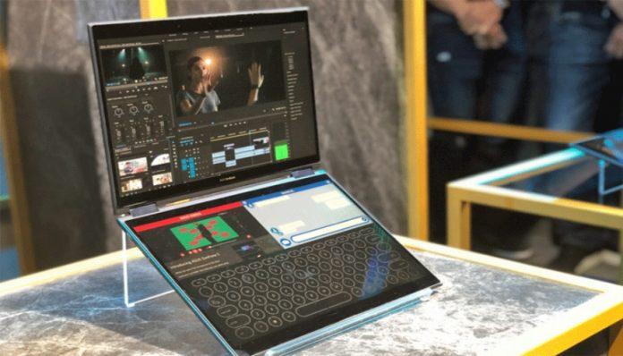 Asus Precog es una laptop con pantalla doble e inteligencia artificial