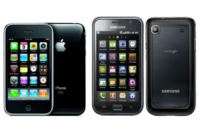 Apple y Samsung finalizan batalla judicial por patente del iPhone