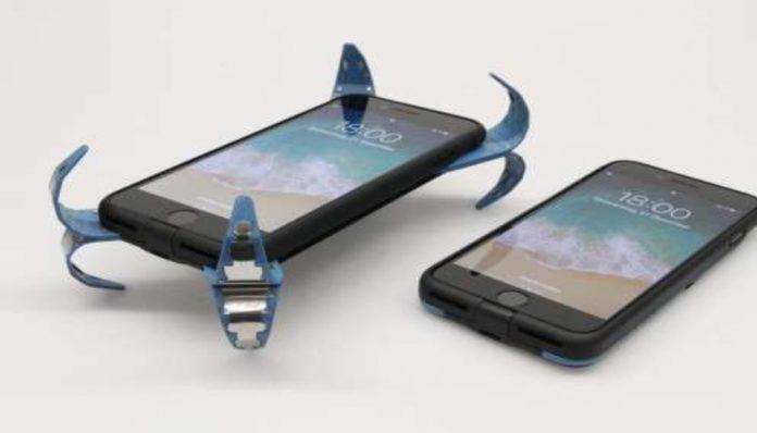 Diseñan funda airbag que protege tu móvil de las caídas