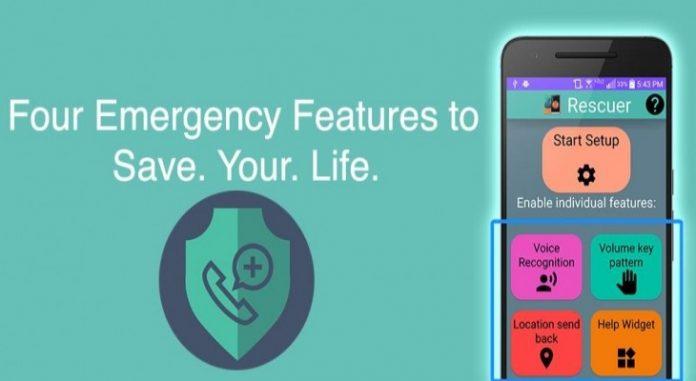 Presentan Rescuer, la app que te asiste en emergencias