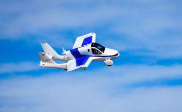 Transition, el coche volador se comercializará en el 2019