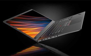 Lenovo ThinkPad P1 y ThinkPad P72, nuevas portátiles de alto rendimiento