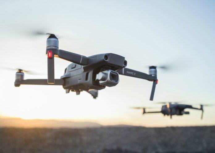 DJI lanza drones Mavic 2 Pro y Mavic 2 Zoom con cámaras superiores