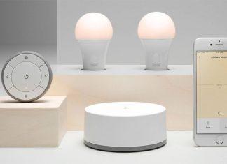Ikea desarrolla enchufe Tradfri inteligente controlado desde un Smartphone