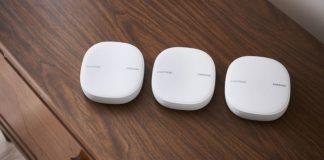 Samsung presenta routers SmartThings WiFi con inteligencia artificial