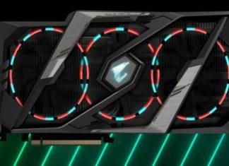 Gigabyte anuncia tarjeta gráfica AORUS Geforce RTX 2080