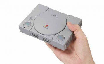 Sony lanzará una versión mini del PlayStation Classic
