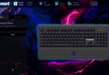 El sorprendente teclado Tronsmart TK09R para gamers