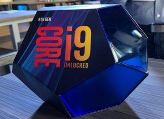 Llegan los procesadores Intel Core de 9na generación para gaming