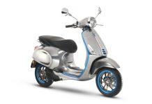 Ya Puedes adquirir la moto Vespa eléctrica e inteligente