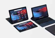 Google presenta la tabla Pixel Slate bajo Chrome OS