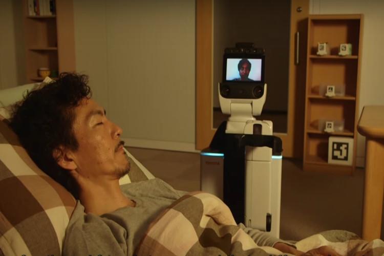 El robot HSR