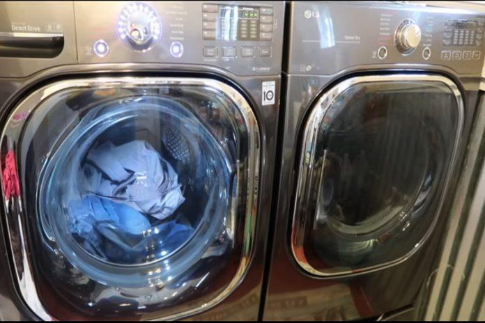 Los juegos de lavadoras y secadora