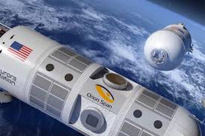 La Estacion Espacial Aurora