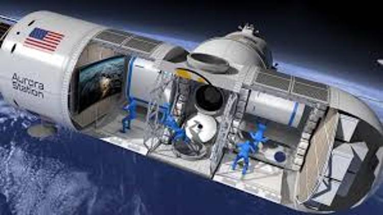 La Estación Espacial Aurora