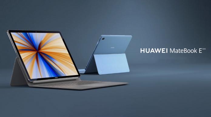 Huawei MateBook E 2019, un portátil 2 en 1Huawei MateBook E 2019, un portátil 2 en 1