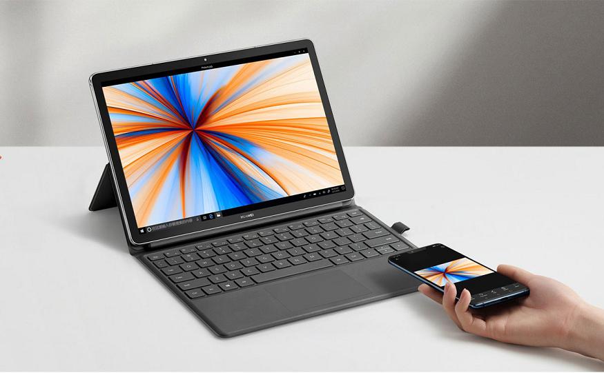 Huawei MateBook E 2019, un portátil 2 en 1