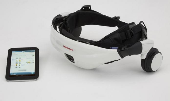 El Cinturón Robótico de Honda que Ayudara a Pacientes a Caminar