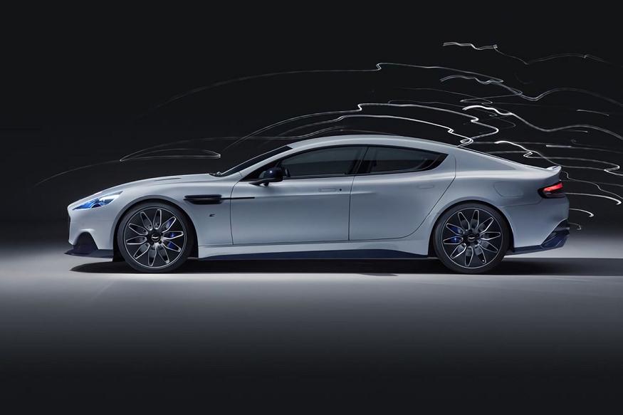 El Primer Coche Eléctrico de Aston Martin Ya Es Una Realidad