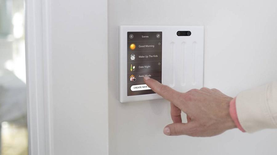Controladores para el hogar de Brilliant Emdall