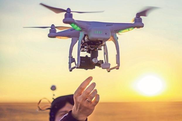 Drones con IA volarán sobre Europa como medida de seguridad