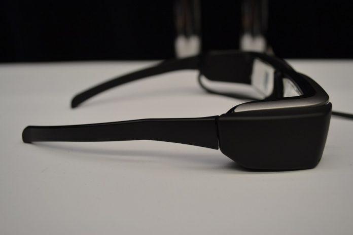 Epson presenta sus nuevas gafas de realidad aumentada