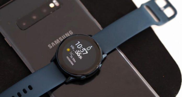 El nuevo smartwatch de Samsung: El Galaxy Watch Active
