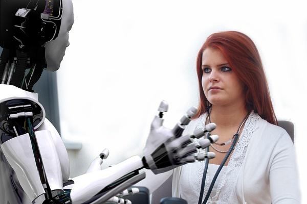 El InfoJobs para contratar robots que son médicos, banqueros y psicólogos