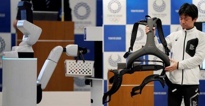 Tokio 2020 contará con robots asistentes para los Juegos Olímpicos