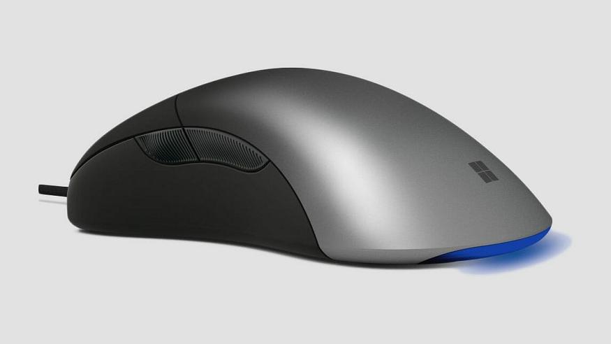 El nuevo ratón para 'gamers' de Microsoft