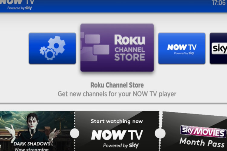 Un servicio de televisión