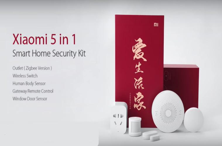 Alarmas inteligentes Xiaomi