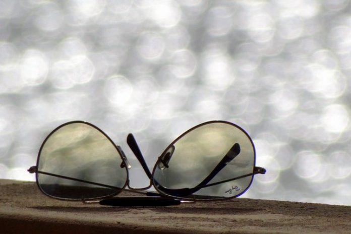 Gafas con camara de espia