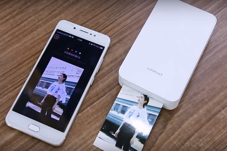 Mini impresora Xiaomi