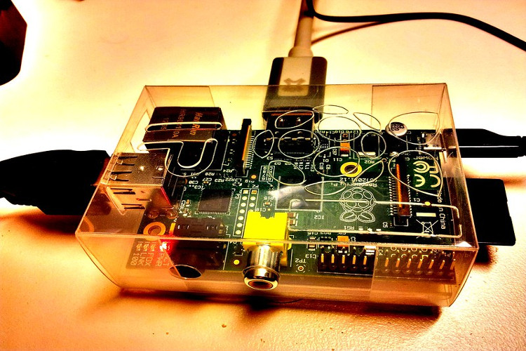 Kits de Raspberry Pi