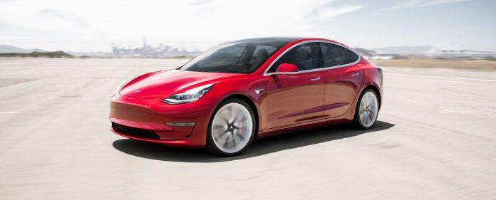 Model 3 de Tesla España