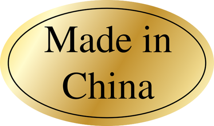 Productos Made in China