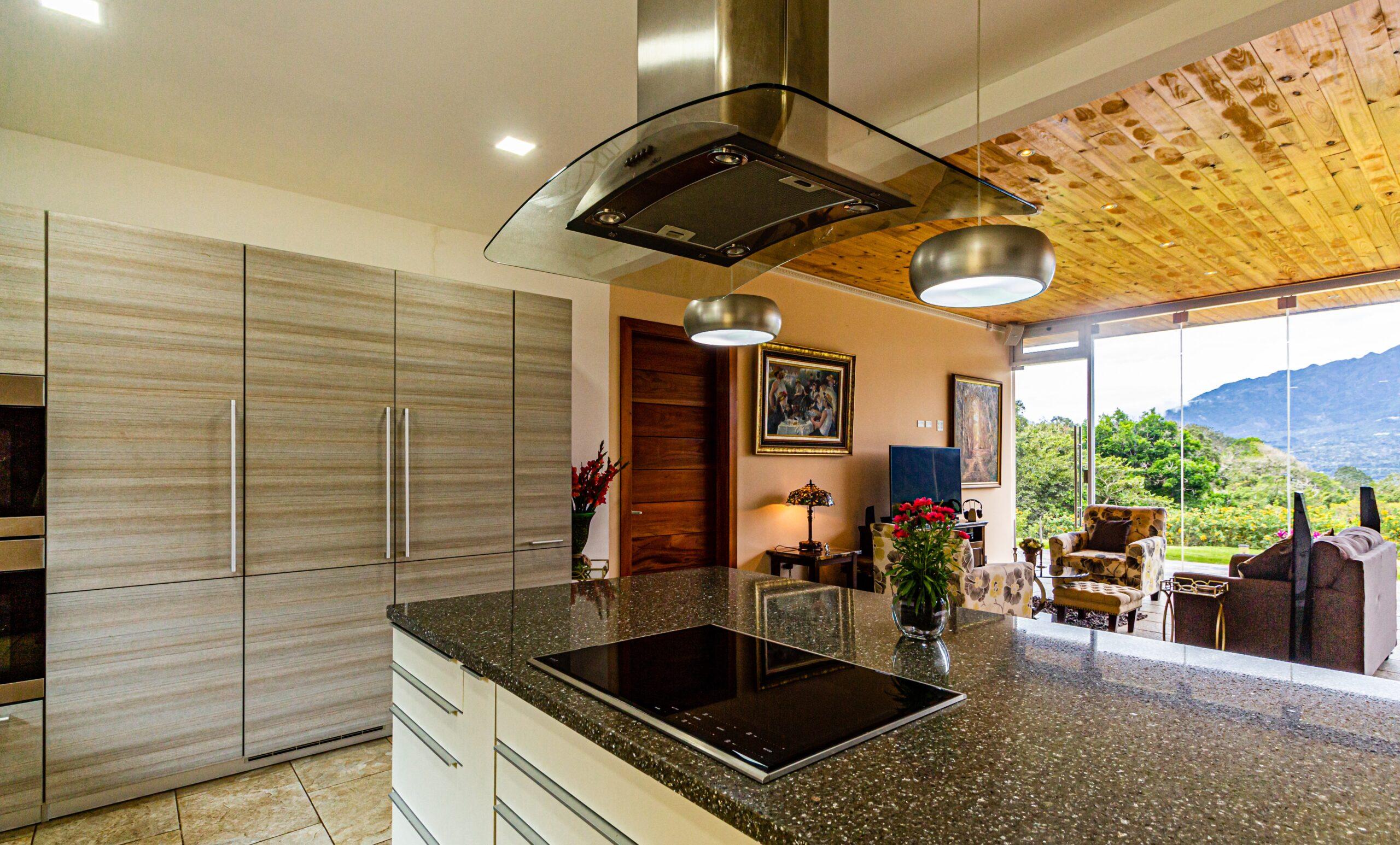 Consejos para elegir un extractor de cocina ideal